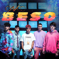 CNCO - Beso - cover CD