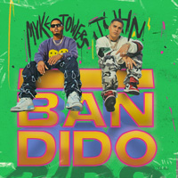 Myke Towers, Juhn - Bandido - cover CD