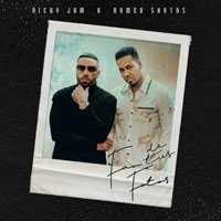 Nicky Jam, Romeo Santos - Fan de Tus Fotos - cover CD